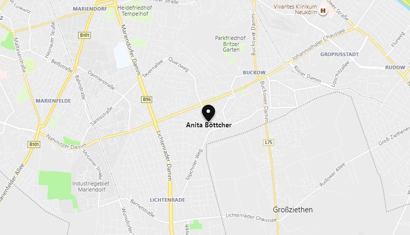 Anita Böttcher Standort Berlin